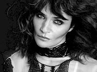 Helena Christensen See Through for <em>Vogue!</em>