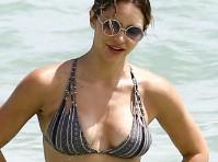 Katharine McPhee Bikini Candids!