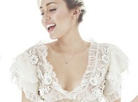 Miley Cyrus Slight See Through for <em>Elle</em> Magazine!