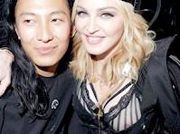 Madonna Nip Slip!