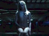 Evan Rachel Wood Naked in <em>HBO's Westworld!</em>