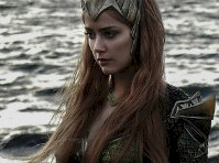 Amber Heard is Going to be Hot in <em>Justice League!</em>