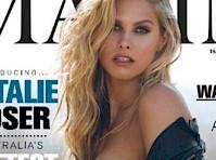 Natalie Roser got Sexy for <em>Maxim</em> Magazine!
