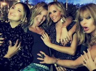 What's With This Kate Hudson, Goldie Hawn and Friends Boob Grab Pic?