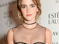 Emma Watson was Hot at the <em>Women of the Year Awards!</em>