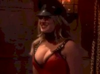 Kaley Cuoco in Bondage Lingerie from <em>The Big Bang Theory!</em>
