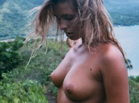 Marisa Papen Posing Nude in the Jungle!