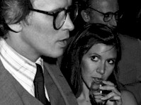 Carrie Fisher and Harrison Ford Were Fucking while Filming <em>Star Wars!</em>