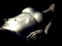 Rose McGowan Nude in the Dark!