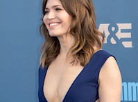 Mandy Moore&#8217;s Cleavage at the <em>Critics' Choice Awards!</em>