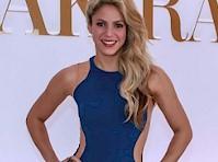 Shakira's Legs Promoted a Perfume!