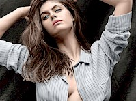 Alexandra Daddario Pokies Collection!
