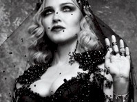 Madonna in Lingerie for <em>Harper&#8217;s Bazaar!</em>