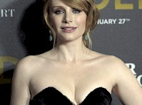 Bryce Dallas Howard Showing Cleavage!