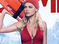 <em>Baywatch</em> Posters with Alexandra Daddario and Friends!