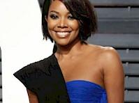 <em>Gabrielle Union</em> Wore Half-a-Dress at the <em>Vanity Fair Oscar Party!</em>