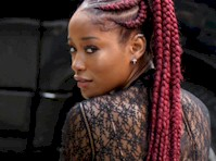 Keke Palmer Puts on Another Show for the Paparazzi!