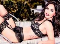 <em>Megan Fox</em> in Lingerie for <em>V</em> Magazine!