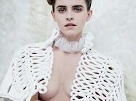 <em>Emma Watson</em> Teasing Tit for <em>Vanity Fair!</em>