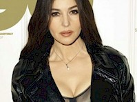 <em>Monica Bellucci</em> in <em>GQ Italy!</em>