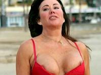 Most recent Lisa d amato bikini Harris, 44